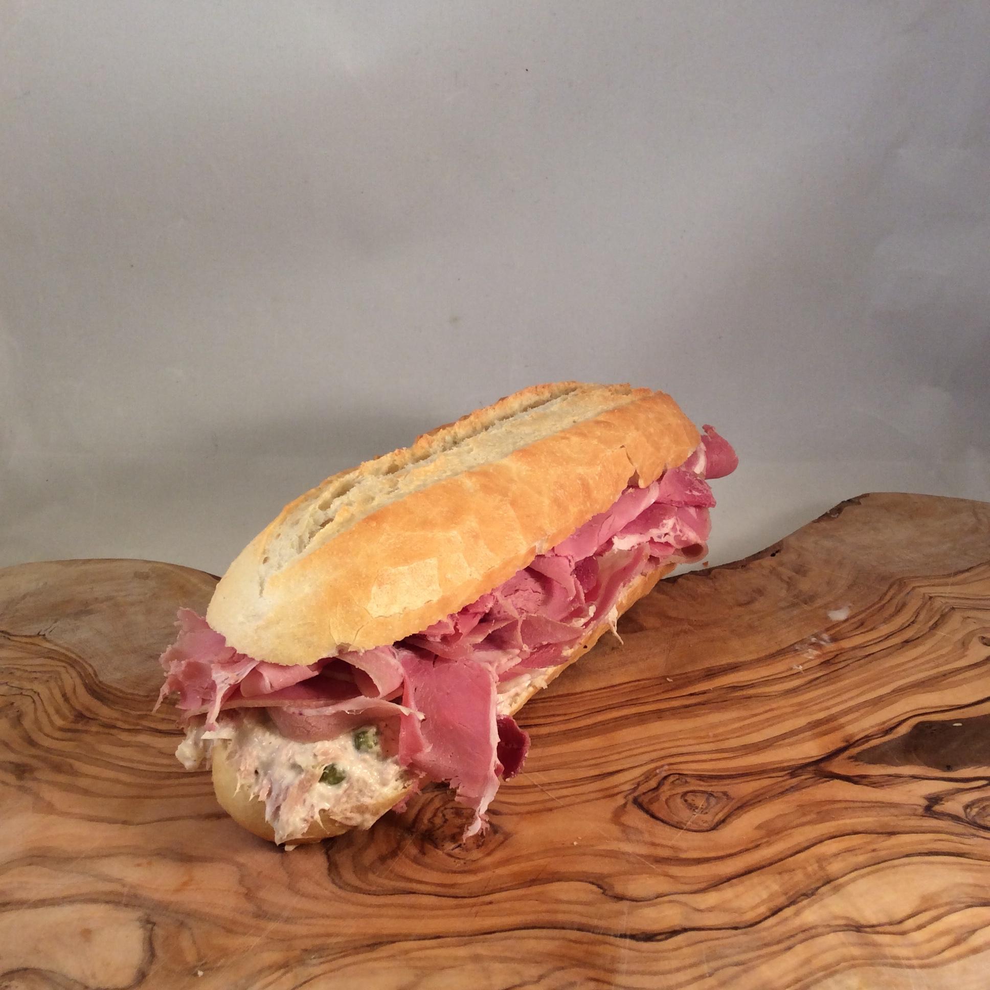 Broodje Vitello