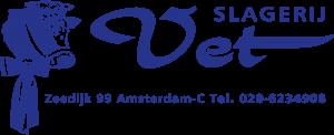 Slagerij Vet - logo