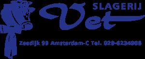 't kleine slagertje – H. Vet Logo